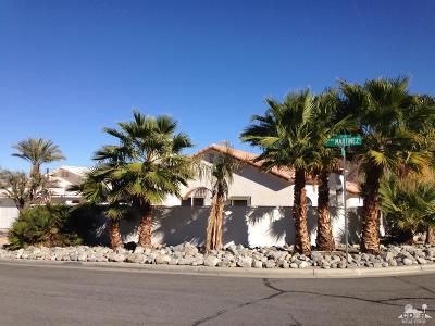 La Quinta Cove Single Family Home For Sale: 77770 Calle Colima