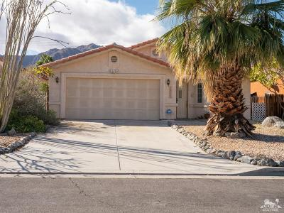 La Quinta Cove Single Family Home For Sale: 54555 Avenida Obregon