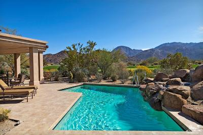The Reserve Single Family Home For Sale: 74064 Desert Bloom Trail