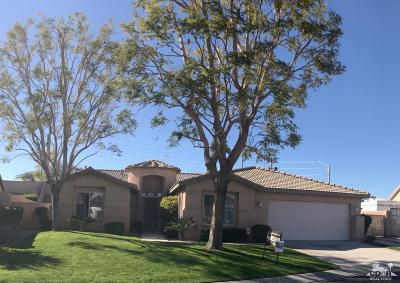 Indio Single Family Home For Sale: 81275 Avenida Morinda