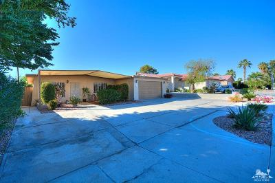 Cathedral City Single Family Home For Sale: 33425 Cathedral Canyon Drive