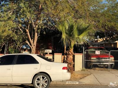 Indio Single Family Home Contingent: 44836 King Street