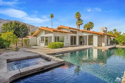 Palm Springs Single Family Home For Sale: 1272 Primavera Drive North