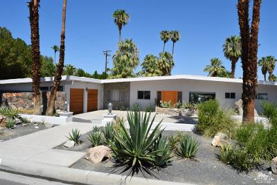 Palm Desert Single Family Home For Sale: 73390 Ironwood Street