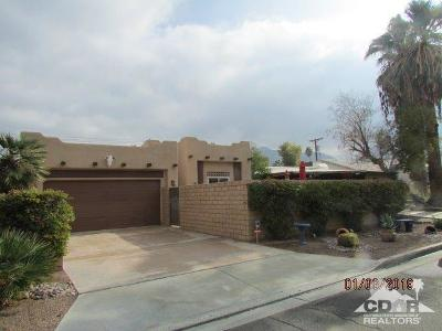 La Quinta Single Family Home For Sale: 51610 Avenida Carranza