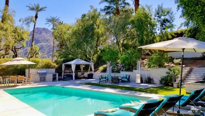 Indian Wells Single Family Home Contingent: 76463 Shoshone Drive