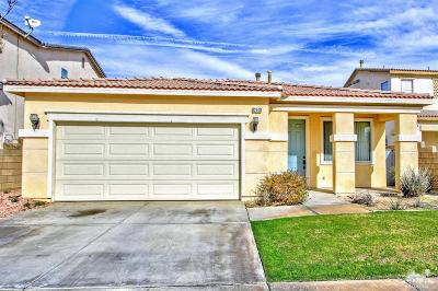 Indio Single Family Home For Sale: 82940 Via Aldea