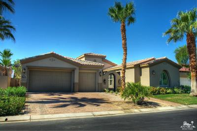 La Quinta Single Family Home For Sale: 81675 Brown Deer Park
