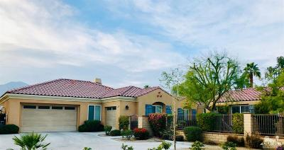 La Quinta Single Family Home For Sale: 79070 Shadow Trail