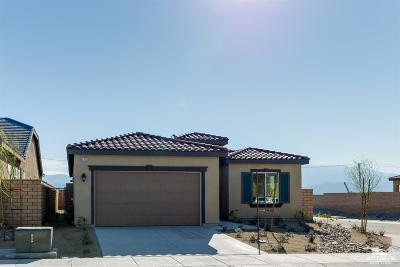 Indio Single Family Home For Sale: 85403 Campana Avenue