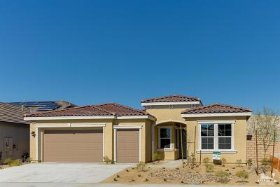 Indio Single Family Home For Sale: 85662 Molvena Drive