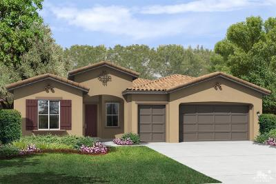 Indio Single Family Home For Sale: 85750 Molvena Drive
