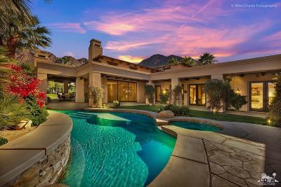 La Quinta Single Family Home For Sale: 53600 Del Gato Drive