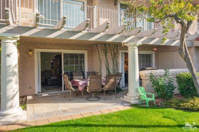 Palm Springs Condo/Townhouse For Sale: 2700 E Mesquite Avenue #F35
