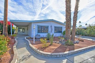 Portola Country Club Mobile Home For Sale: 74684 Azurite East Circle