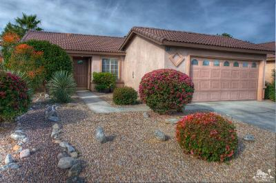 Indio Single Family Home For Sale: 49681 Truman Way