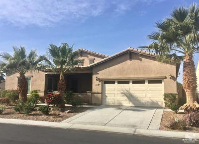 Indio Single Family Home For Sale: 81616 Camino Cosetita