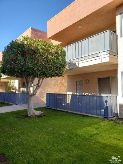 Palm Springs Condo/Townhouse Contingent: 400 N Sunrise Way #156