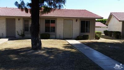 Indio Condo/Townhouse Contingent: 48330 Garbo Drive