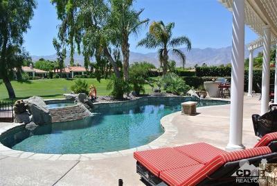 Palm Desert, Indio, Indian Wells, Rancho Mirage, La Quinta, Bermuda Dunes Single Family Home For Sale: 74 Via Bella