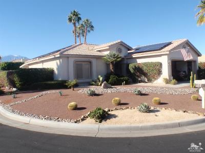 Palm Desert CA Single Family Home For Sale: $380,000