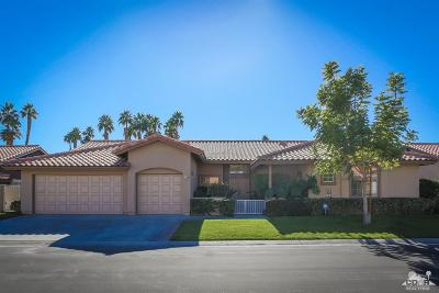 Rancho Mirage Single Family Home Contingent: 28 Park Mirage Lane
