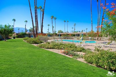 Rancho Mirage Single Family Home For Sale: 1021 Tamarisk West Street