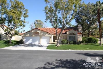 Rancho Mirage Single Family Home For Sale: 62 San Fernando