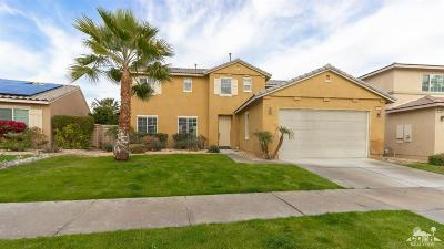 Indio Single Family Home For Sale: 42934 Traccia Way
