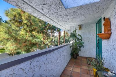 Palm Springs Condo/Townhouse For Sale: 5301 E Waverly Drive #126
