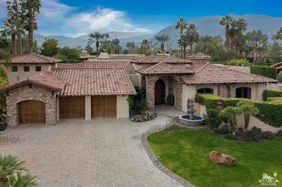 Rancho Mirage Single Family Home For Sale: 72320 Tanglewood Lane Lane