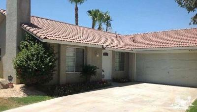 Indio Single Family Home For Sale: 45557 Kristen Court