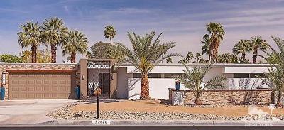Palm Desert CA Single Family Home Contingent: $570,000
