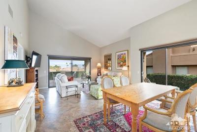 Palm Desert CA Condo/Townhouse For Sale: $389,000