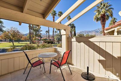 Palm Springs Condo/Townhouse For Sale: 6054 Montecito Drive #1