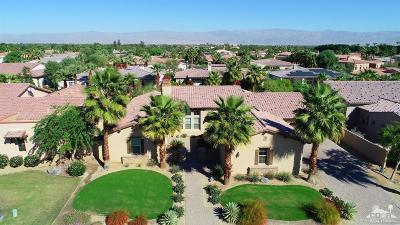 La Quinta Single Family Home For Sale: 81038 Monarchos Circle