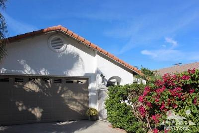 La Quinta Single Family Home For Sale: 53955 Avenida Navarro