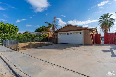 Indio Single Family Home For Sale: 82855 Via Palermo