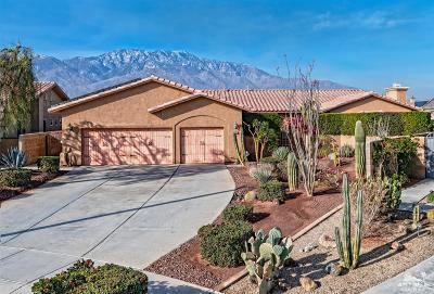Cathedral City Single Family Home Contingent: 67822 Peggy Court