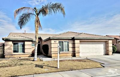 Indio Single Family Home For Sale: 47144 Mangrove Street
