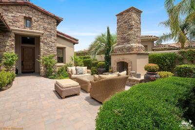 Toscana CC Single Family Home For Sale: 75596 Via Cortona
