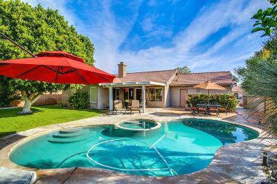 Palm Desert Single Family Home For Sale: 37645 Hollister Drive