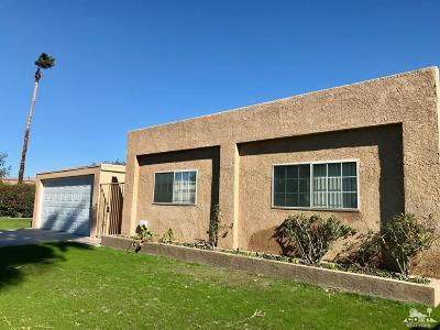 Palm Desert Single Family Home For Sale: 42532 Claudia Street