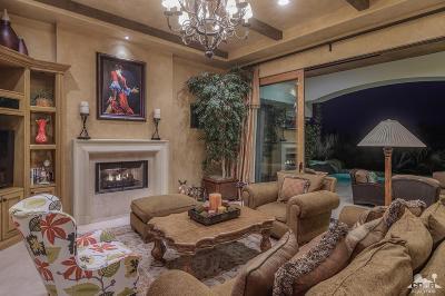 La Quinta Single Family Home For Sale: 80645 Via Savona