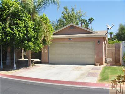 Indio Single Family Home For Sale: 47800 Madison Street #230