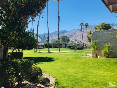 Palm Springs CA Condo/Townhouse For Sale: $334,500