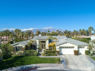 Rancho Mirage Single Family Home For Sale: 40 Scarborough Way