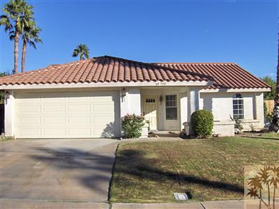 Cathedral City Single Family Home For Sale: 68790 Fortuna Road