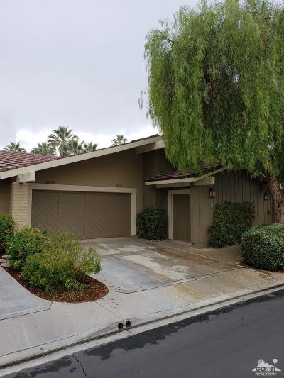 Palm Desert Condo/Townhouse Contingent: 219 Wild Horse Drive