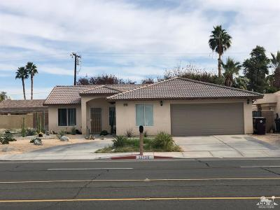 Cathedral City Single Family Home For Sale: 32720 Cathedral Canyon Drive